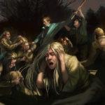 Game Art Mass Hysteria