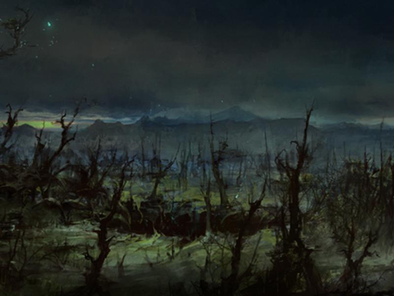Night Mural 2