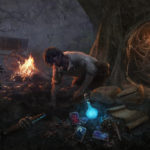 Game Art The Excavation Site